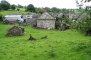 Brassington - Village Scene
