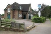 Welwyn Garden City: Pear Tree public house