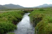 Bridge over the Allt Sanna
