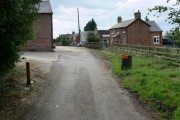 The `lost` village of Knaptoft, Leicestershire