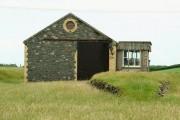 Former Ballynoe station near Downpatrick