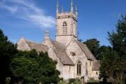 St Leonard's Church, Upton St Leonards
