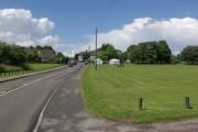 Village green, Wessington