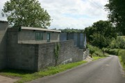 Farm buildings near Thingley Bridge
