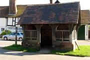 Bus Shelter: Yattendon