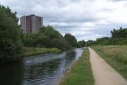 Wyrley and Essington Canal, Brownhills