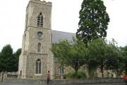 Newmarket: All Saints Church