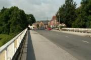 Cliff Road M1 Motorway Bridge