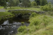 Packhorse bridge at Watendlath