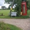 Telephone box, Mendlesham Green