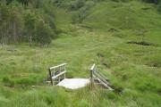 Bridge over the Allt Ceann Locha