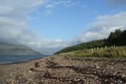 Evening sun on Little Loch Broom