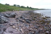 The beach on Little Loch Broom