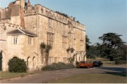 Teffont Manor House and its history