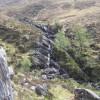 Waterfall on the Allt Slaite Coire