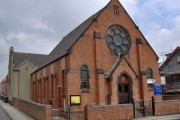 Wesleyan Church, Annesley Woodhouse