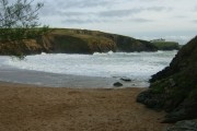 Closing Tide in Church Cove
