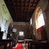 Interior of St Mary's Church   - Stoke Sub Hamdon