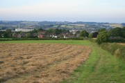 View over Stanton-by-Dale