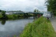 The new Bendy Bridge is not quite complete yet