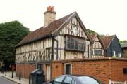 15th C houses, Church Lane, E17 (2)