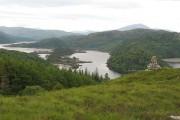 Cairn on Beinn a' Bhàillidh