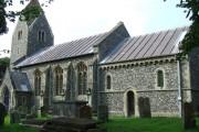 St Mary Flixton