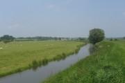 Hexden Channel, near Newenden, Kent