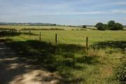 Farmland near Bledington Ground
