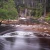 Pool at Pattack Falls, Laggan