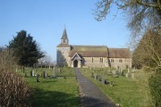 St Michael & All Angels Church - 3