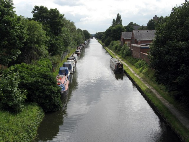 Bridgewater Canal from Sale Bridge