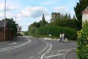 A60 Rempstone Road in Hoton