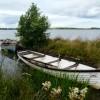 Boat at Loch Eye