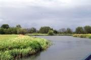 River Thames near Cassington
