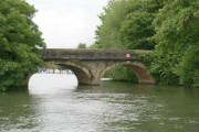 Below Godstow Bridge