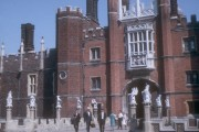 Gateway, Hampton Court Palace, 1965