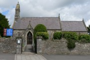 St. Illtyd's Parish Church. Llanharry