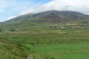 Staffin: scattered village