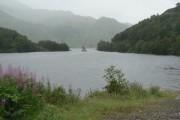 Ranochan: view along Loch Eilt