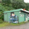 Glenuig: shop and post office