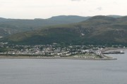 Ullapool from across Loch Broom