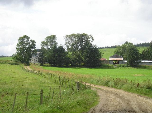 Upper Clashnoir Farm