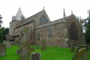 St. Michael and All Angels' church, Eaton Bishop