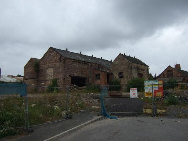 Former Hepworths Pipes Factory
