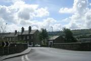 Bridge MVL3-75 - Scar Lane, Milnsbridge