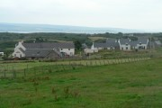 Isle of Gigha: view over Ardminish