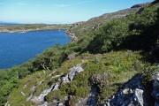 Coastline south of Fladda