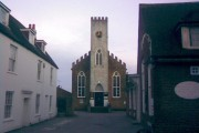 Church off Canterbury Road, Birchington