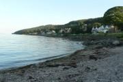 Kames: the beach